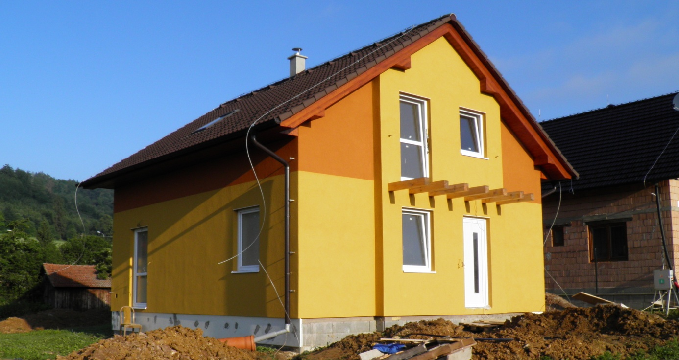 Rodinný dům na klíč 5+kk Junior 049 112m2