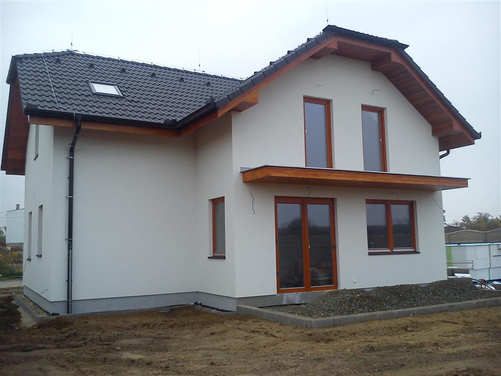 Rodinný dům na klíč 5+1 Praktik 091 150m2