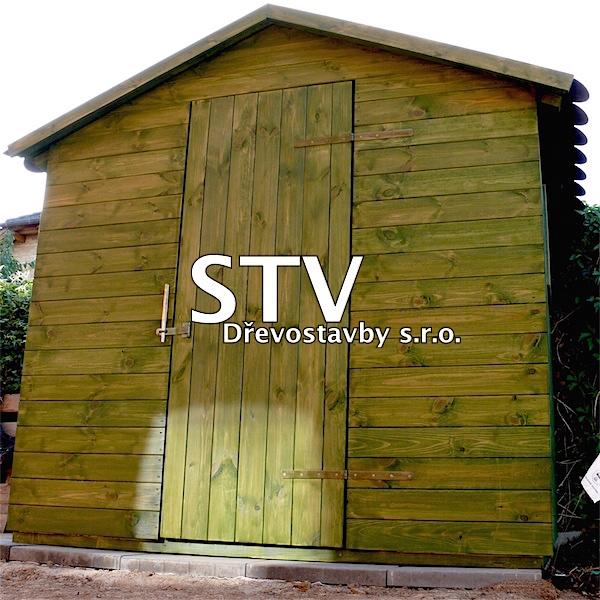 Zahradní domky dřevěné 2,2x1,75m
